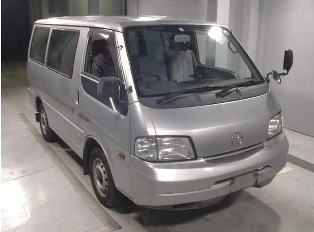 2005 Mazda / Bongo Van SK82V