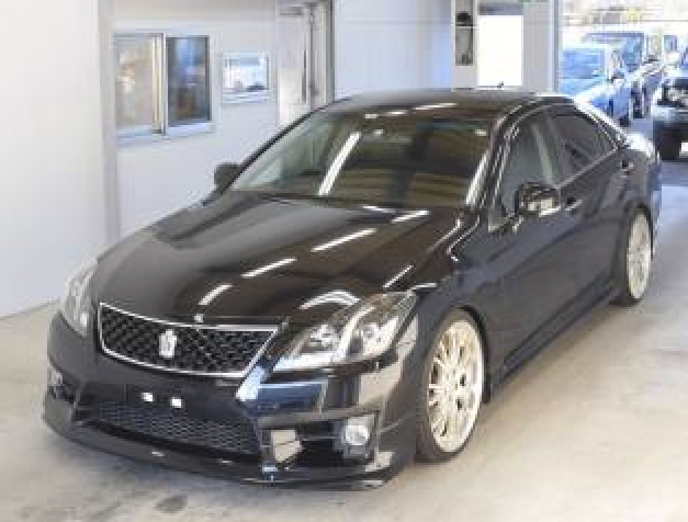 2012/3 TOYOTA CROWN ATHLETE GRS200