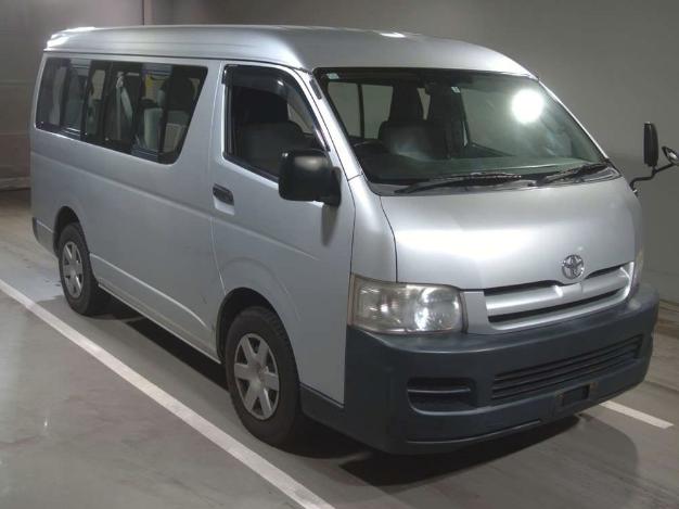 2007 Toyota Hiace Wagon  TRH214W