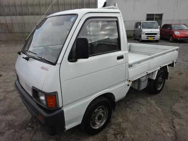 1992 DAIHATSU HIJET TRUCK S83P 660CC S83P-086706