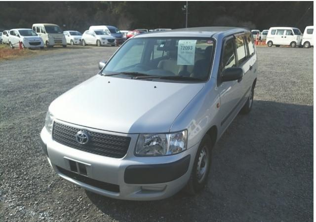 2014/2 TOYOTA SUCCEED VAN NCP55V
