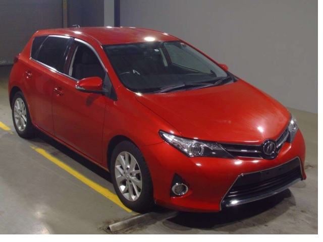 2013/SEP Auction Grade:4.5! AURIS NZE181H 1500CC NZE181-6010995