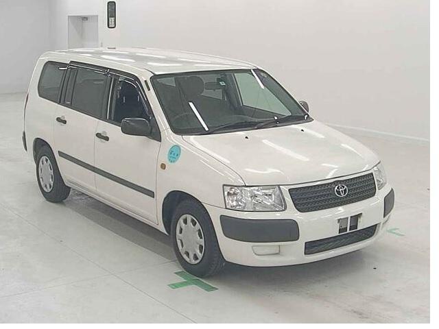 2013/JUN/Auction Grade:4 SUCCEED VAN NCP51 1500cc NCP51-0305520