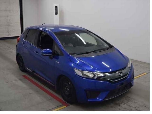 2014/JUN HONDA FIT HYBRID GP5 1500cc GP5-3087186