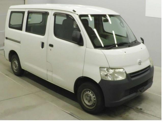 2014/MAY TOYOTA LITEACE VAN S402M 1500cc S402M-0045570