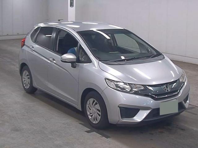 2014/JUN HONDA FIT GK3 1300cc GK3-1041240