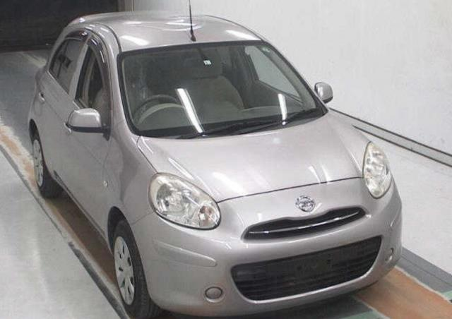 2011/MAY NISSAN MARCH K13 1200cc K13-336394