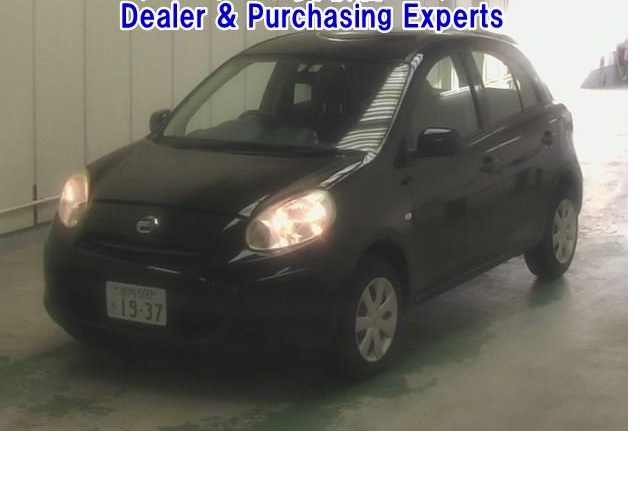 2011/MAY NISSAN MARCH K13 1200cc K13-007016