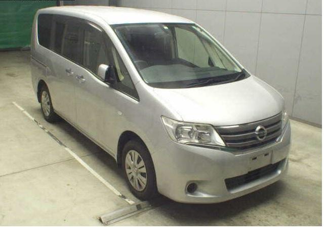 2012/JUN NISSAN SERENA C26 2000cc C26-046641