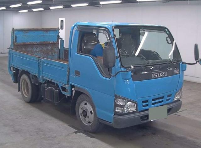 2005/NOV ISUZU ELF TRUCK  NKR81A 4770cc NKR81-7034261
